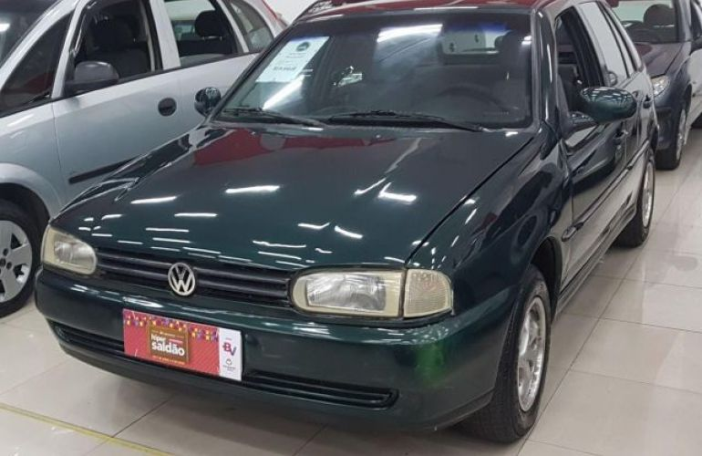 Volkswagen Gol 1.0 Mi 16V - Foto #3