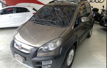 Fiat Idea Adventure 1.8 16V E.TorQ Dualogic (Flex) - Foto #1