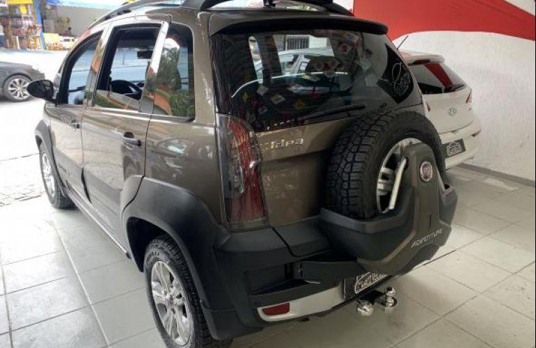 Fiat Idea Adventure 1.8 16V E.TorQ Dualogic (Flex) - Foto #5