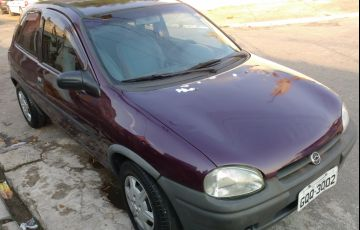 Chevrolet Corsa Hatch Super 1.0 MPFi - Foto #9