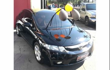Honda Civic Sedan LXS 1.8