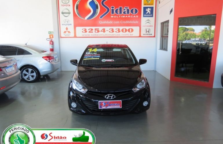 Hyundai HB20S 1.6 Style (Aut) - Foto #1