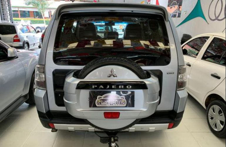 Mitsubishi Pajero Full GLS 3.2 Turbo (Aut) 5p - Foto #9