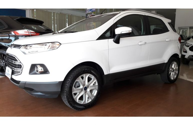 Ford Fusion 2.0 EcoBoost SEL (Aut) - Foto #2