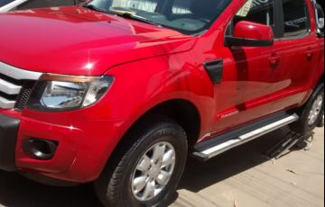 Ford Ranger 2.5 Flex 4x2 CD XLS - Foto #4