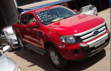 Ford Ranger 2.5 Flex 4x2 CD XLS - Foto #5