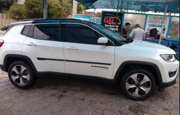 Jeep Compass 2.0 Longitude (Aut) (Flex) - Foto #1