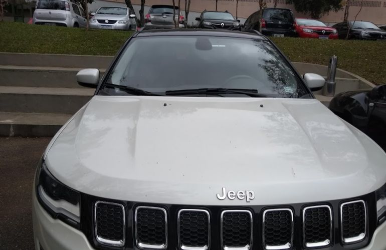 Jeep Compass 2.0 Longitude (Aut) (Flex) - Foto #4