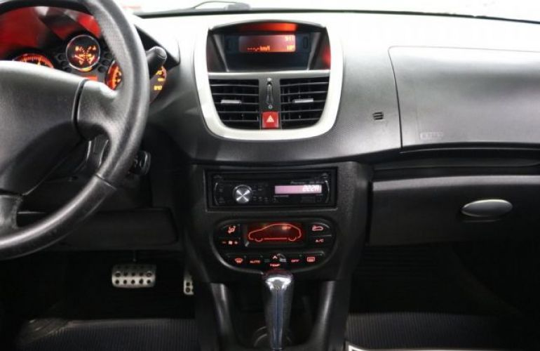 Peugeot 207 XS 1.6 16V Flex - Foto #7
