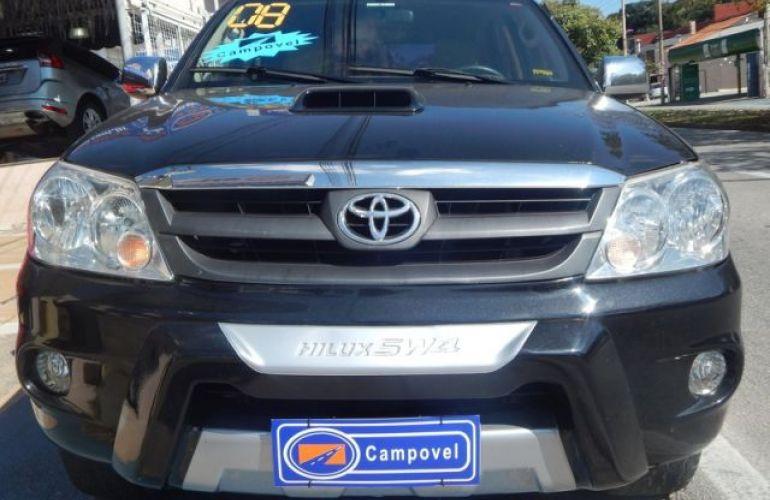 Toyota Hilux SW4 SRV 4X4 3.0 Turbo Intercooler 16V - Foto #1