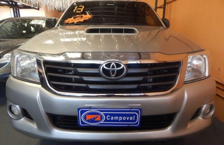 Toyota Hilux SR 4X4 Cabine Dupla 3.0 Turbo 8V - Foto #1