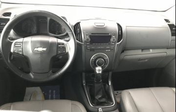 Chevrolet S10 LTZ 2.4 4x2 (Cab Dupla) (Flex) - Foto #8