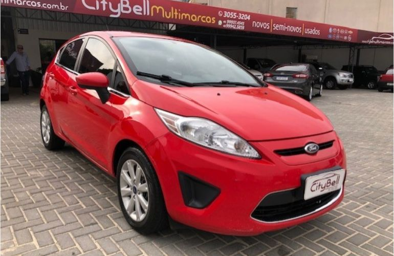 Ford New Fiesta 1.6 Se - Foto #1