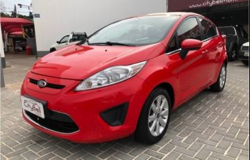 Ford New Fiesta 1.6 Se - Foto #2