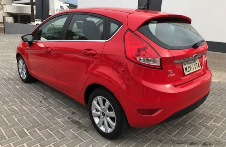 Ford New Fiesta 1.6 Se - Foto #3