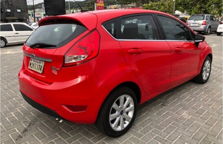 Ford New Fiesta 1.6 Se - Foto #4