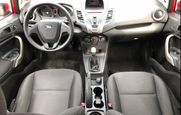 Ford New Fiesta 1.6 Se - Foto #6