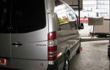 Mercedes-Benz Sprinter 415 Van Teto Baixo 2.2 CDi - Foto #5