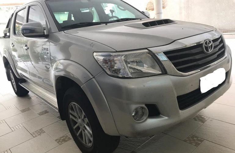 Toyota Hilux 3.0 TDI 4x4 CD SR - Foto #3