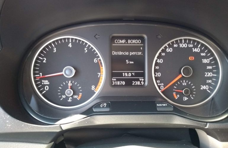 Volkswagen Fox 1.6 16v MSI Highline (Flex) - Foto #8