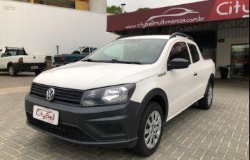 Volkswagen Saveiro Robust 1.6 MSI CD (Flex) - Foto #2