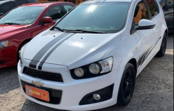 Chevrolet Sonic Hatch LT 1.6 - Foto #2