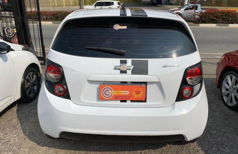 Chevrolet Sonic Hatch LT 1.6 - Foto #5