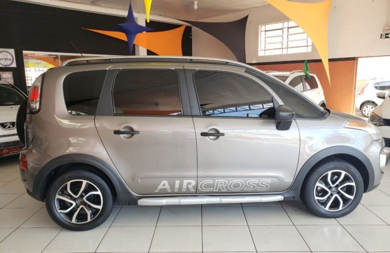 Citroën Aircross GLX 1.6 16V (Flex) (aut) - Foto #5