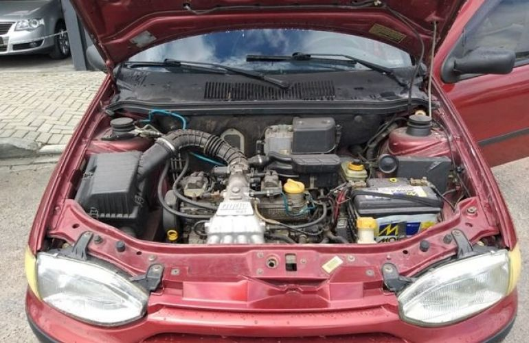 Fiat Palio EX 1.0 MPI 8V Fire - Foto #8
