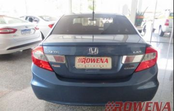 Honda Civic LXR 2.0 16V Flex - Foto #2
