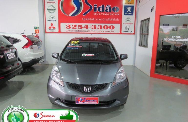 Honda Fit EX 1.5 16V (flex) - Foto #1