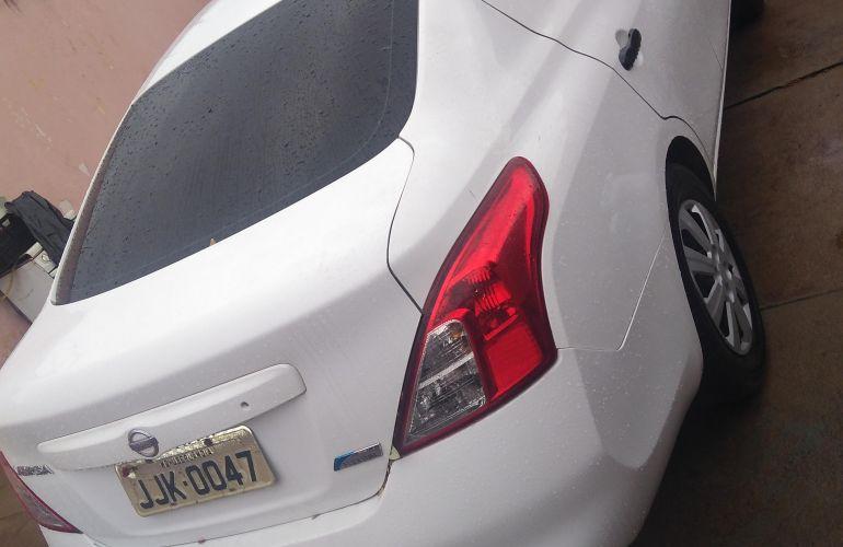 Nissan Versa 1.6 16V S - Foto #2