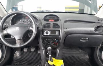 Peugeot 206 Hatch. Presence 1.4 8V (flex) - Foto #9