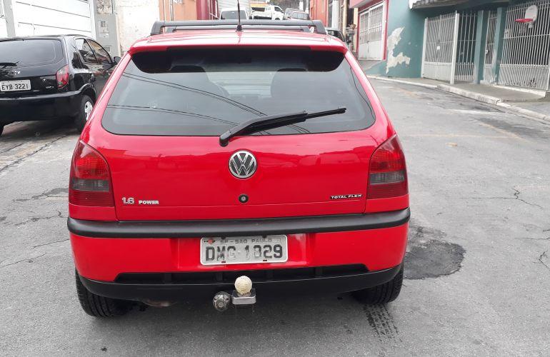 Volkswagen Gol Power 1.6 MI (Flex) - Foto #1