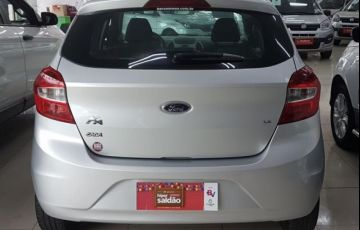 Ford KA SE 1.5 - Foto #5