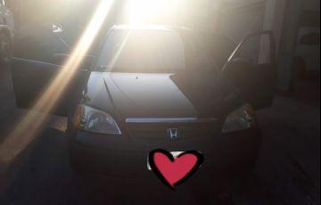 Honda Civic Sedan LX 1.7 16V (Aut) - Foto #3