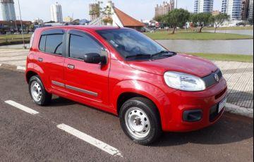 Fiat Uno Attractive 1.0 8V (Flex) 4p - Foto #2