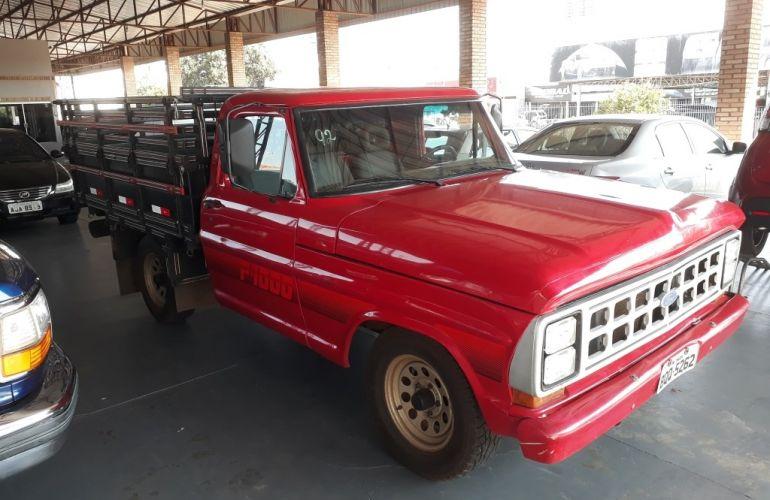 Ford F1000 Super Serie 3.9 (Cab Simples) - Foto #2