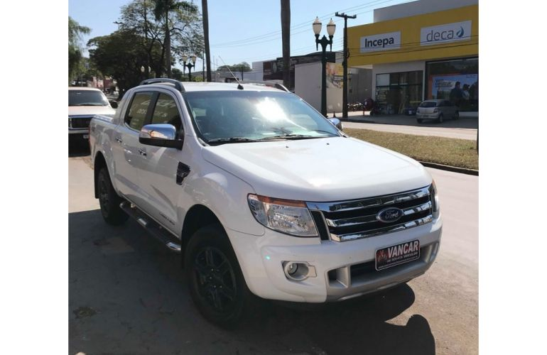 Ford Ranger 3.2 Limited CD 4x4 (Aut) - Foto #2