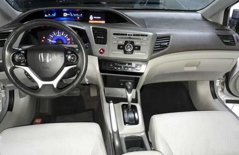 Honda New Civic LXR 2.0 i-VTEC (Aut) (Flex) - Foto #6