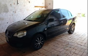 Volkswagen Polo Sedan 1.6 8V (Flex) - Foto #5