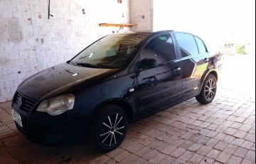 Volkswagen Polo Sedan 1.6 8V (Flex) - Foto #6