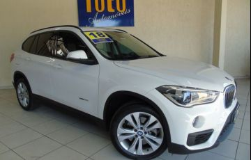 BMW X1 S Drive 20i 2.0 Active Flex