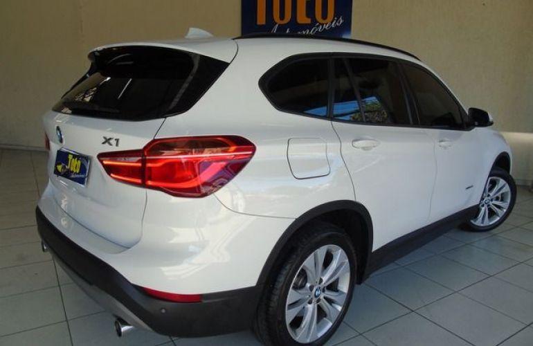 BMW X1 S Drive 20i 2.0 Active Flex - Foto #3