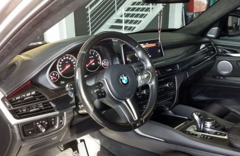 BMW X6 M 4.4 Bi-Turbo V8 32V - Foto #4