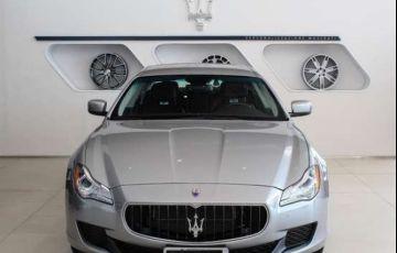 Maserati Quattroporte GTS 3.8 V8 turbo Aut.