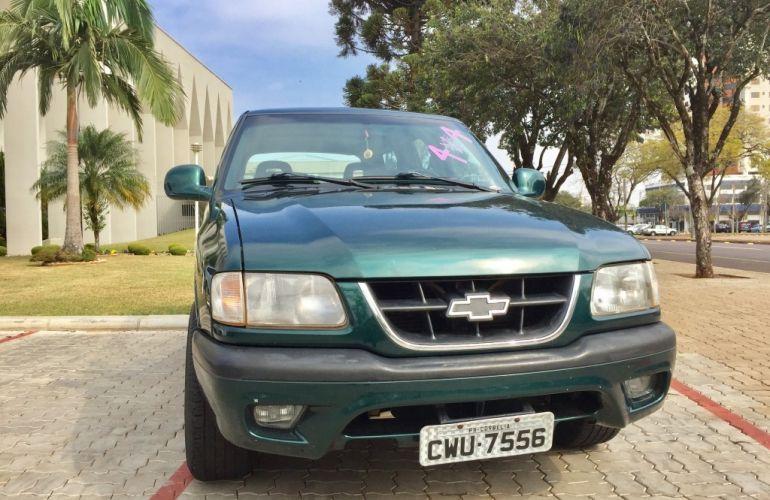 Chevrolet Blazer 4x4 4.3 SFi V6 (nova série) - Foto #2