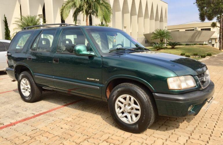 Chevrolet Blazer 4x4 4.3 SFi V6 (nova série) - Foto #3