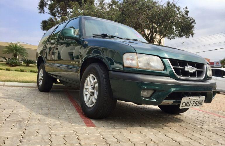 Chevrolet Blazer 4x4 4.3 SFi V6 (nova série) - Foto #4