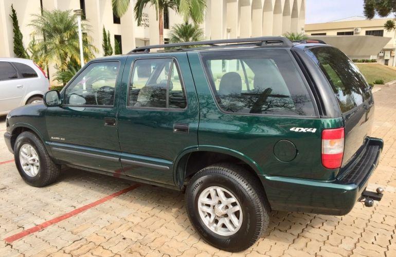 Chevrolet Blazer 4x4 4.3 SFi V6 (nova série) - Foto #9